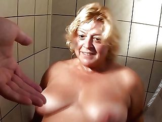 Lush Big Boobed Retro Dutch Matures Strokes Smooth-shaven Cunt And Oral Jobs Big Lollipop