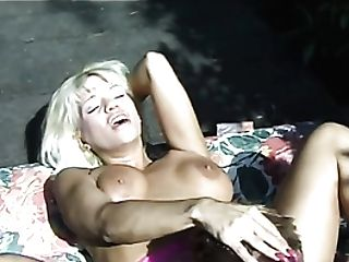 Plowing Antique Labia Poolside And Getting Her Off