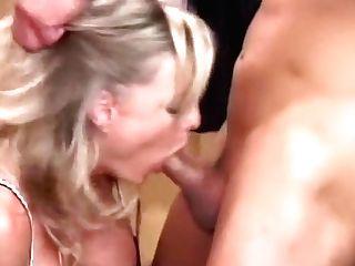 Best Fledgling Blonde, Stockings Xxx Clip