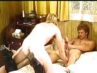Exotic Facial Cumshot Retro Scene With Peter North And Marc Wallace